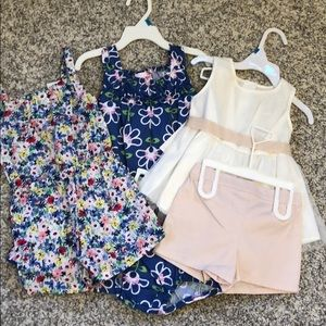 Girls 24 Months Summer Bundle
